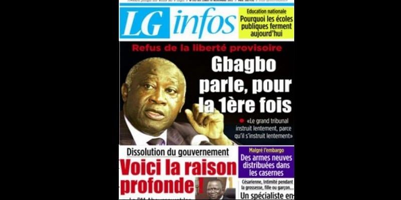 Côte d'ivoire: Un quotidien proche de l'opposition suspendu pour plusieurs parutions...Explications