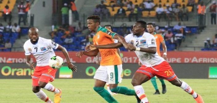 CAN 2017-Côte d'Ivoire-RDC 2-2 : La dernière journée sera décisive