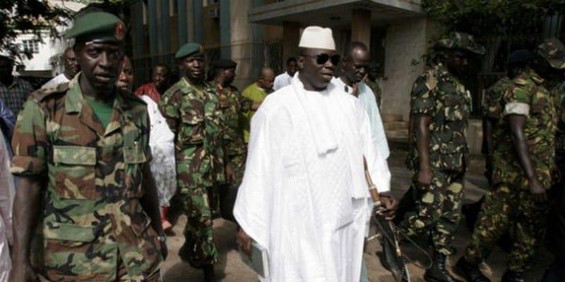Yahya Jammeh accepte de laisser le pouvoir et de quitter la Gambie