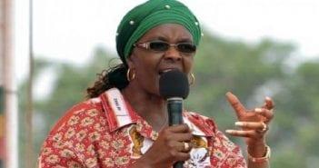 Grâce Mugabé