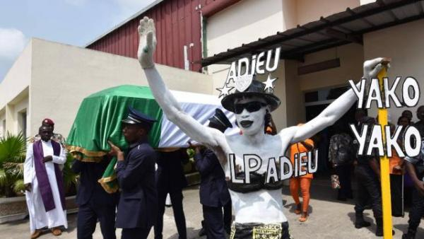 L'ex footballeur ivoirien Laurent Pokou inhumé ce samedi