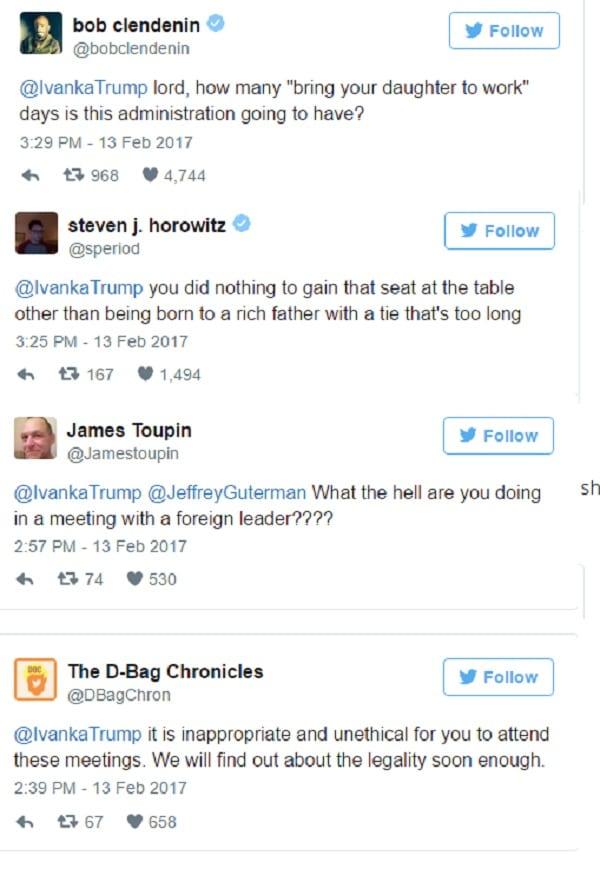 Donald Trump: Sa fille Ivanka enflamme les réseaux sociaux avec cette photo