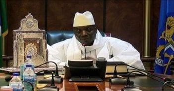 ex président Jammeh