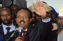 nouveau président de la Somalie