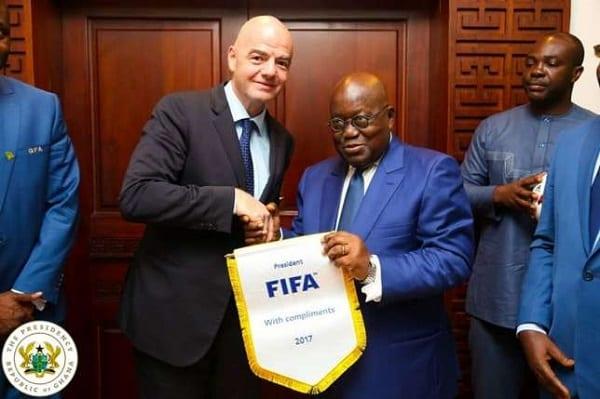 Ghana: le président Nana Akuffo-Addo a t-il joué pour les Black Stars?