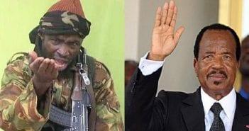 Paul Biya et Shekau
