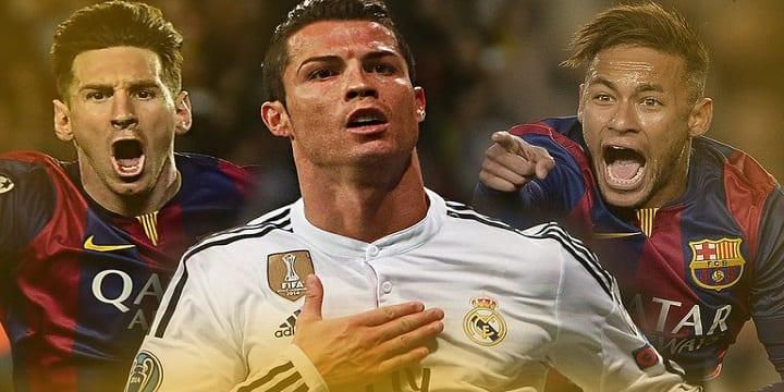 Cristiano, Messi, Neymar, qui est le mieux payé? Découvrez le top 5 des joueurs et des entraineurs