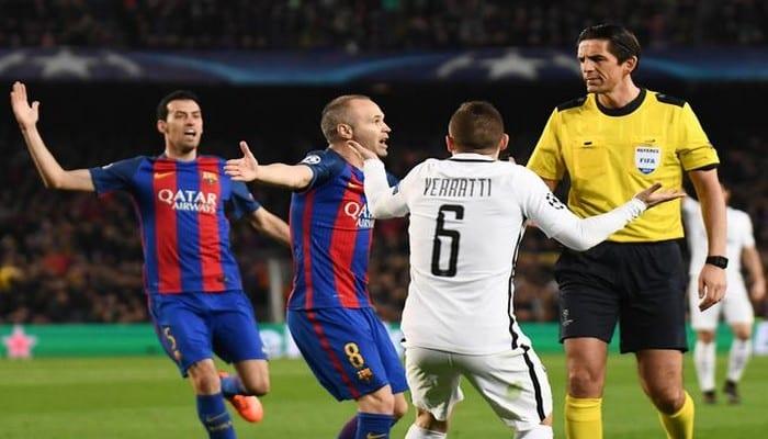 LDC : L'UEFA a enfin trouvé une sanction contre le Barça après sa qualification contre le PSG