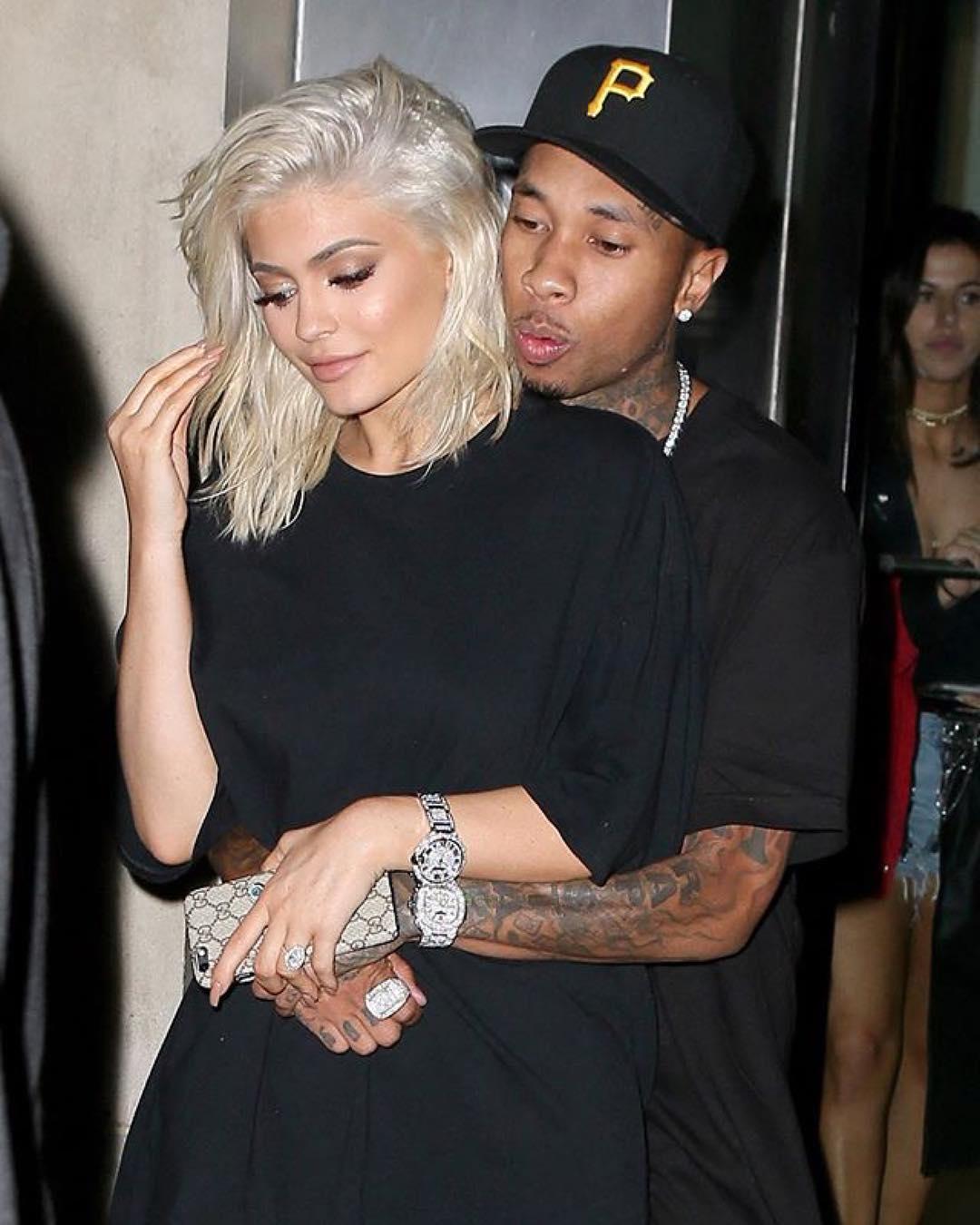 USA: Kylie Jenner et Travis Scott se mettent ensemble...photos