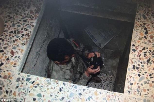 Voici comment le terroriste le plus recherché au monde, Abu Bakr al-Baghdadi, a échappé à sa capture en un temps record (PHOTOS)