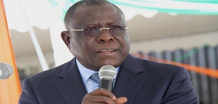 Politique: «Le RDR ne doit pas s'arrêter à deux mandats» dixit Cissé Bacongo