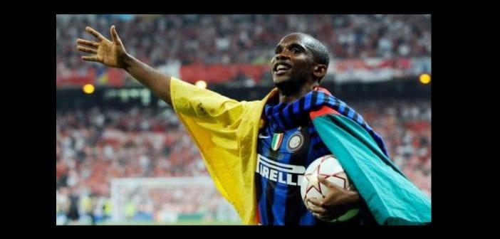 Ligue des champions 2010: Samuel Eto'o révèle son émouvant discours du vestiaire qui a permis à l'inter de gagner la finale