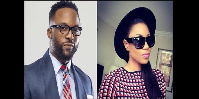 Le chanteur Iyanya révèle ce que Yvonne Nelson a fait la première fois qu'ils ont couché ensemble