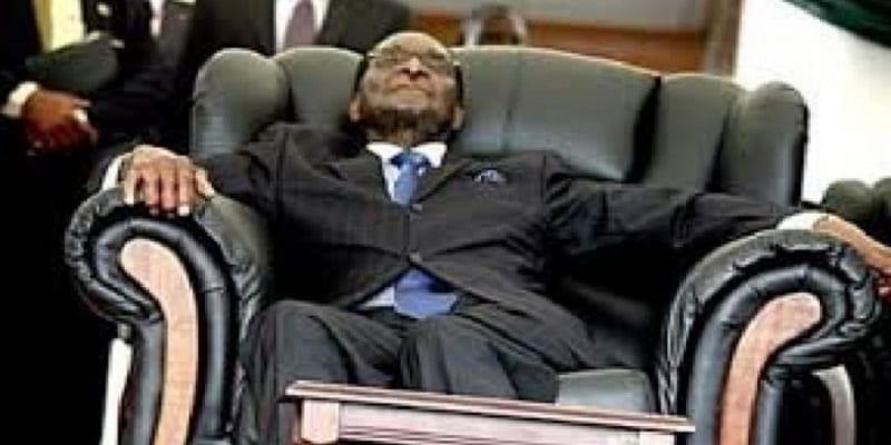 Zimbabwe pour ses 93 ans les ministres de robert mugabe - Cadeau symbolique 30 ans ...
