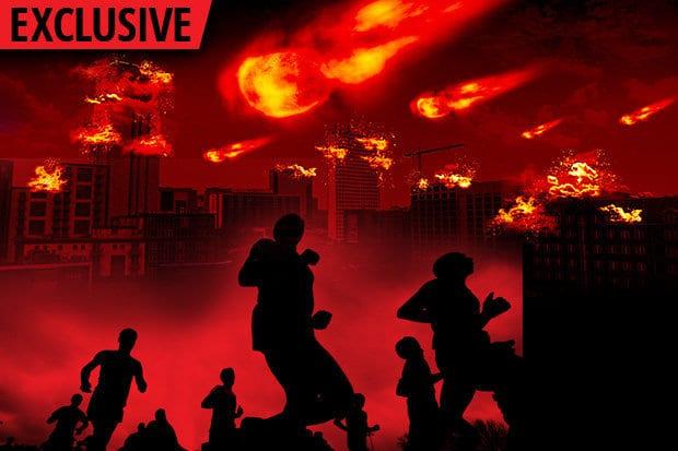 Un mystique révèle la date de la troisième guerre mondiale...Et c'est pour bientôt!