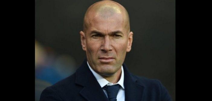 Présidentielle Française: entre Marine Le Pen et Macron, voici le choix de Zidane. Vidéo