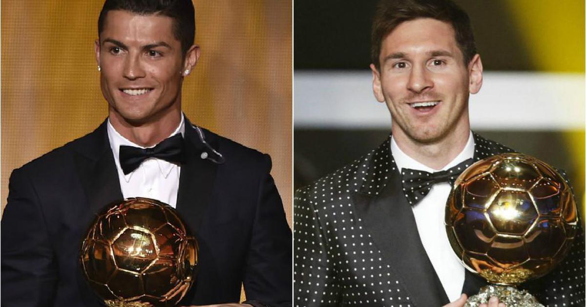 Messi gagne un point pour la course au Ballon d'Or devant ...