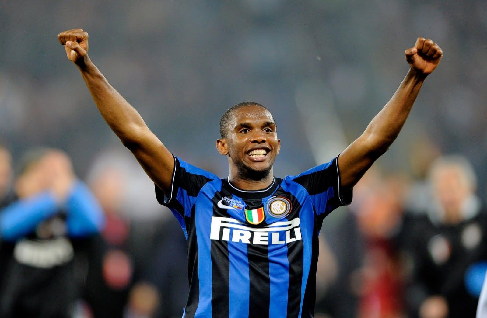 Football Samuel Eto o Wants To Train This Great Italian Club