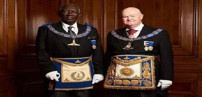 Franc-Maçonnerie: l'ex-chef de l'État ghanéen, John Kufuor promu Grand maître de la Grande loge d'Angleterre
