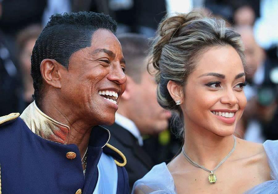 Festival de Cannes: Jermaine Jackson, 61 ans en compagnie de sa petite amie 23 ans...photos