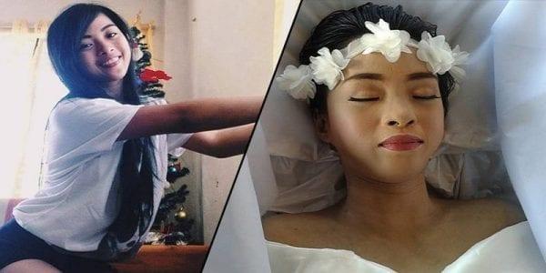 A  20 ans, elle décède d'un cancer mais, son plus grand vœu est réalisé après. Explications
