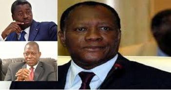 Alassane Ouattara, Faure, Nubukpo