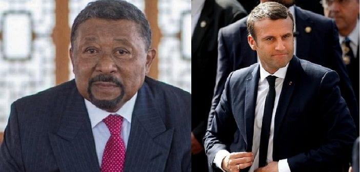 Macron et Ping