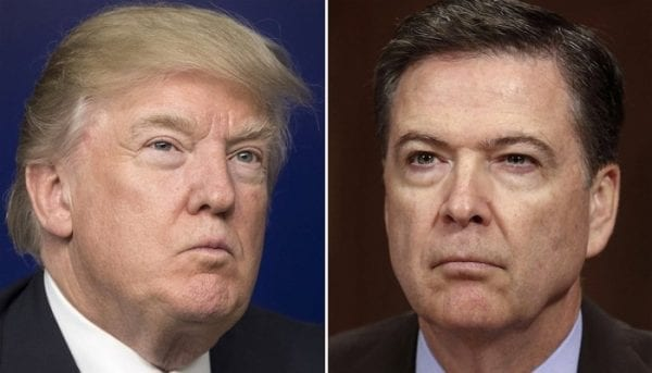 USA: après son limogeage, l'ex patron du FBI accuse Donald Trump. La raison!