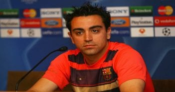 Xavi+Hernandez+Barcelona+Training+Press+Conference+HuslEHwo6yvl