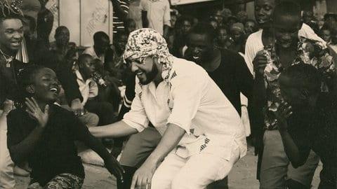 Le rappeur américain French Montana fait don de 100.000$, en Ouganda: VIDÉO