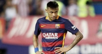 FOOTBALL : Atletico Madrid vs FC Barcelone – Liga – 12/09/2015