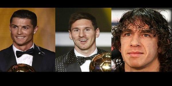 """Carles Puyol pense que """"Messi est le meilleur"""", mais Ronaldo continue à battre des records"""
