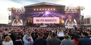 Ariana Grande, bientôt citoyenne d'honneur internationale de Manchester