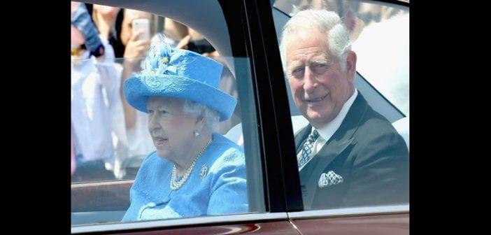 La reine Elisabeth II signalée à la police. La raison!