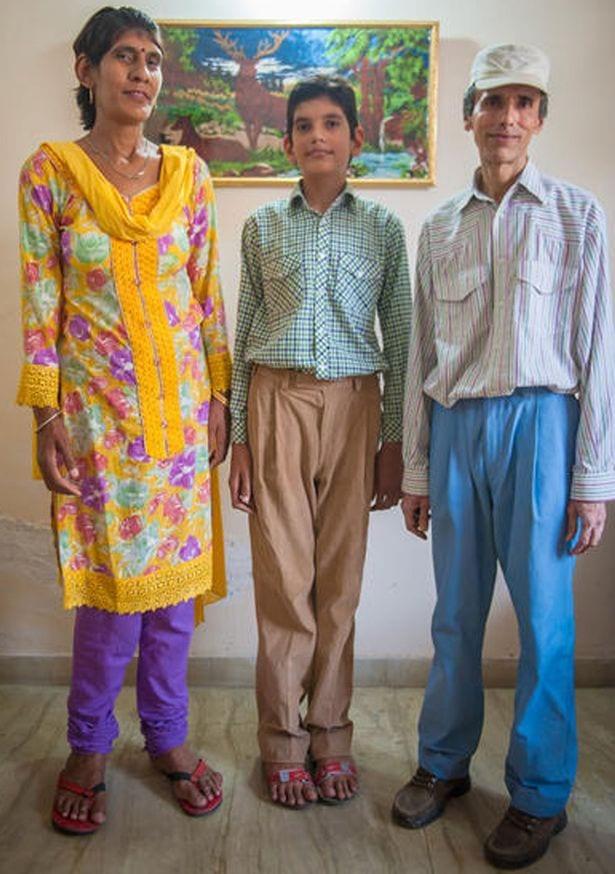 Karan Singh Le Plus Grand Enfant De 8 Ans Du Monde Photos
