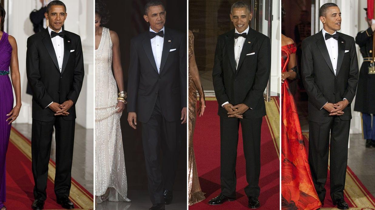 USA: surprenante révélation de Michelle sur les costumes de son mari Barack Obama