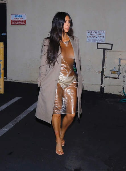 USA: Kim Kardashian suscite la colère des internautes avec sa tenue...photos