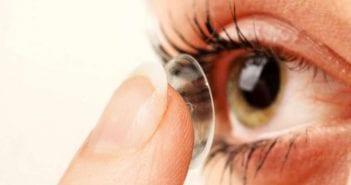 lentilles-contact-oeil-a