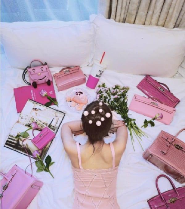 Jamie Chua, elle détient la plus grande collection de sac Hermes au monde: PHOTOS