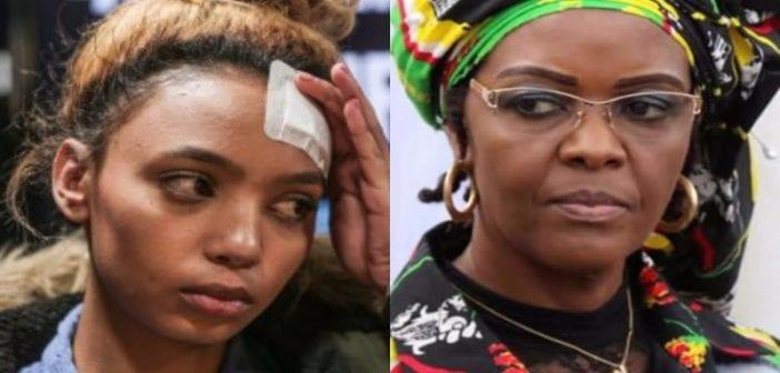 Grace Mugabé sort de sa réserve: Elle parle enfin des accusations portées contre elle en Afrique de Sud