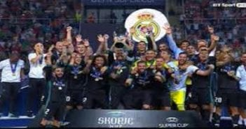 real madrid..