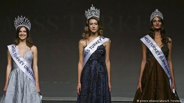 Miss Turquie 2017 déchue de sa couronne quelques heures après l'avoir remportée