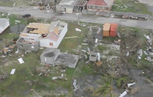 La Floride menacée, Cuba en alerte — Ouragan Irma