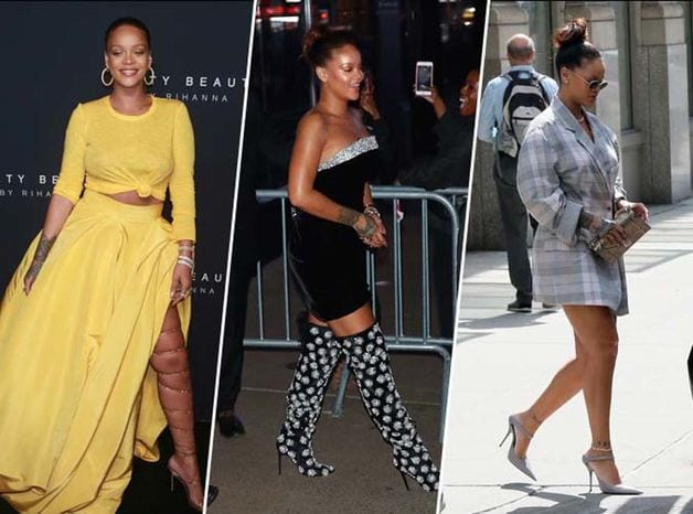 USA: Bonne nouvelle pour la chanteuse Rihanna...photo