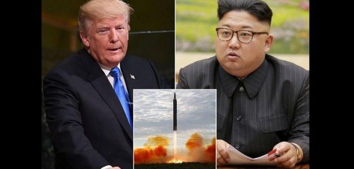 «Je ferai payer cher l'homme à la tête du commandement suprême aux Etats-Unis» dixit Kim Jong Un