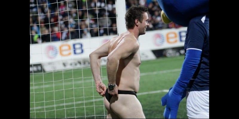 Football: Quand Ronny Deila se met nu pour motiver ses joueurs (photo)
