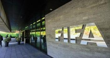 FIFA-siege