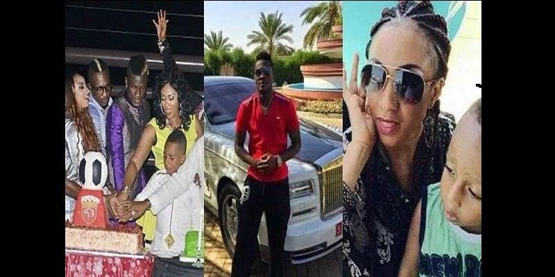 Découvrez 10 célèbres footballeurs nigérians et ghanéens avec leurs compagnes (photos)