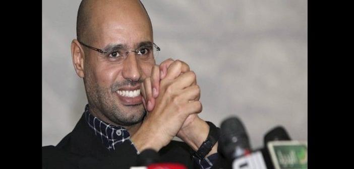 Libye: le fils de Kadhafi,Saïf Al-Islam, en mission pour sauver le pays