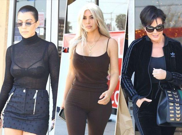 Les sœurs Kardashian et leur mère préparent des événements heureux